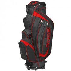 SHREDDER GOLF CART BAG #mens #cart #bags #golf #golfaccessories #OGIO