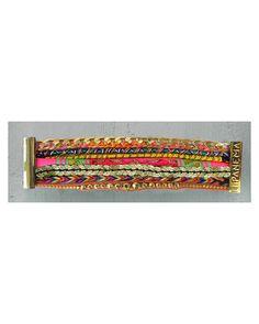 Gold Hipanema Bracelet