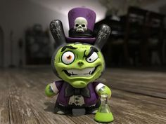 """*Review* Kidrobot & Scott Tolleson - The """"Odd Ones"""" Dunny Series!!!"""