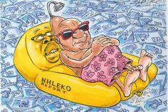 Zapiro: Nhleko to the rescue - Mail & Guardian
