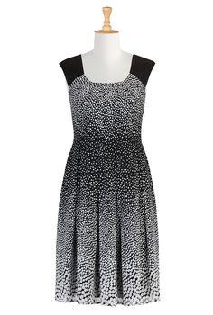 Womens stylish dress   Party Dresses   Women´s Going Out Dresses   eShakti.com