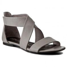 Sandalen NESSI - 24101 3 Czarny3+Beż JxdfDuNq