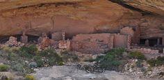 JD's Scenic Southwestern Travel Destination Blog: Butler Wash Ruins ~ Monticello BLM, Utah
