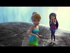 The Pirate Fairy Trailer - YouTube - Try to find Tom's voice! :D No cheating!