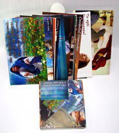 Set 20 carduri BBD1 - Acest set conţine 20 de carduri cu imagini şi următoarele versete biblice: 2 Samuel 22:29; Psalmul 27:7, 33:4, 69:13, 119:9, 140:6, 141:8, 143:8, 146:5; Proverbe 16:20; Is... - http://www.carti-duhovnicesti.ro/-set-20-carduri-bbd1-p-992.html