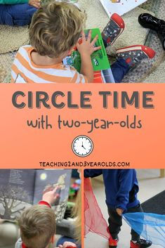The Secrets to a Successful Toddler Circle Time - Posts from Teaching 2 and 3 Year Olds - Toddler circle time in the classroom can be tricky with short attention spans and lots of energy. Toddler Teacher, Toddler Classroom, Toddler Behavior, Toddler Learning, Toddler Preschool, Toddler Daycare, Primary Classroom, Kindergarten Classroom, Preschool Curriculum Free