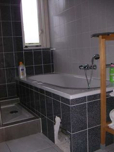 How To Cover Broken Discontinued Bathroom Tiles Good Questions