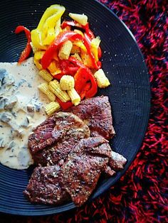 For The Love Of Banting: Prego Steak