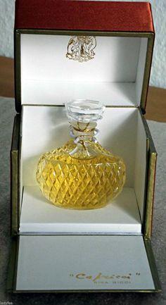 NINA RICCI Capricci 15 ml Parfum Flakon / versiegelt , in OVP, Auflage von 1995
