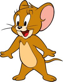 Jerry Mouse - Jerry o Rato