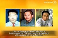 """13年前的2002年3月5日,中国长春法轮功学员冒着生命危险在长春有线电视插播了近一个小时的法轮功真相节目,有力拆穿了中共散布的所谓""""法轮功天安门自焚案""""的谎言。当年法轮功学员的插播壮举令江泽民恼羞成怒,亲自发出""""杀无赦""""密令。有多位参与插播的法轮功学员接连被残酷迫害致死,然而,他们无惧迫害、传播真相、浩气长存。 - 中国人权"""