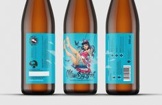 Birbant Brewery on Packaging of the World - Creative Package Design Gallery