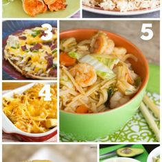 Easy Weekly Dinner Menu #184: Slow Cooker Roast, Taquitos, Salad, and More!