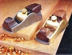 Custom Infill Block Plane - Hand Tools Tips and Techniques - Woodwork, Woodworking, Woodworking Plans, Woodworking Projects