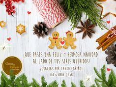 Gracias por estar con nosotros ¡Feliz Navidad!