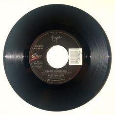 Culture Club Karma Chameleon 7' Single 45 RPM by ThisVinylLife