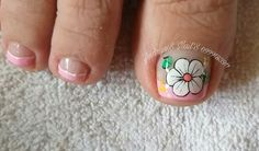 Toe Nail Art, Toe Nails, Pedicure Nails, Manicure, Fruit Animals, Nail Art Designs, Instagram, Designed Nails, Enamel