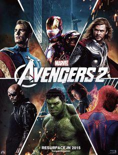 Très attendu, ce second film mettant en scène des super héros de Marvel, Avengers : L'ère d'Ultron a enfin révélé sa bande annonce !