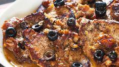 Haudutetut possunleikkeet - Yhteishyvä Steak, French Toast, Food And Drink, Pork, Breakfast, Recipes, Kale Stir Fry, Morning Coffee, Pigs