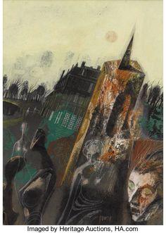 The Sundial, 1962