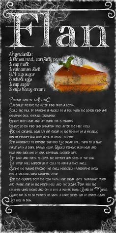 Recipe Cuban Flan http://www.cuba-junky.com/cuba/cuisine.html