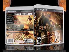 RED FACTION GUERRILLA #BACKLOG PLAYSTATION 3 #PS3 GAMEPLAY LET'S PLAY