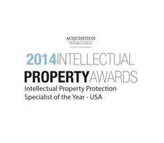 Kessler Wins 2014 IP Protection Specialist of the Year #investigation