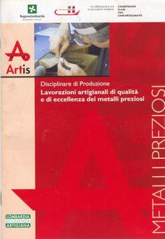 Artis , Eccellenza Lombarda Artigiana - Anno 2007