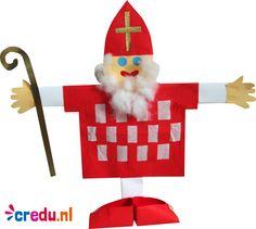 Weven Sinterklaas