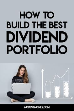 How to Build an Optimal Dividend Portfolio Investing In Stocks, Investing Money, Saving Money, Retirement Advice, Dividend Investing, Dividend Stocks, Investment Tips, Day Trading, Money Management