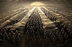 Mausoleum of the First Qin Emperor - Google Search