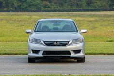 2015 Honda Accord Hybrid Facelift