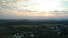 Boonsboro, Maryland Carnival at Sunset - http://bestdronestobuy.com/boonsboro-maryland-carnival-at-sunset/