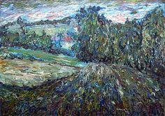Artwork >> Lazarevic Sinisa >> sunadija landskape
