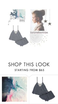 """Sleep"" by aphrodite-fashion on Polyvore featuring Flora Nikrooz"