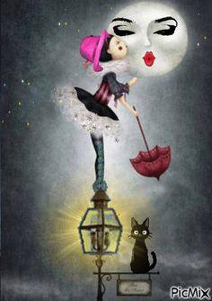 Good Night Greetings, Good Night Wishes, Good Night Sweet Dreams, Gif Mignon, Gif Lindos, Love Wallpapers Romantic, Art Fantaisiste, Cool Optical Illusions, Good Night Gif