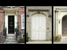 the fable of the front door - farrow  ball's guide : how to paint a front door