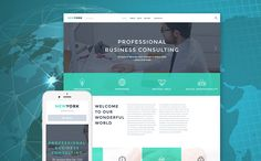 10 Business WordPress Themes on Cherry Framework 4