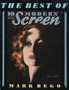 The Best of Modern Screen by Mark Bego 1986 Magazine Hollywood Movie Stars