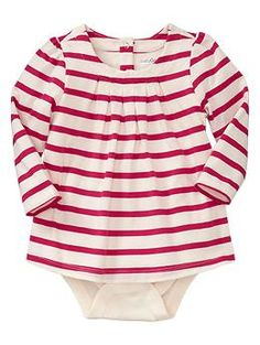 Striped body double | Gap $19.95 is it wrong to force my love of nautical stripes onto the baby?