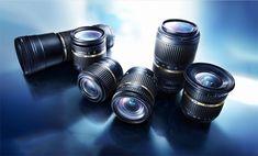 Tamron lenses, many Tamron lenses