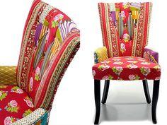 ZsaZsa Bellagio: Fabulous Patchwork Furniture