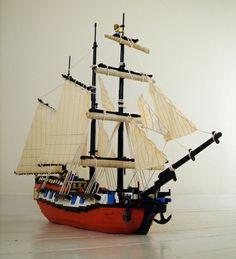 Christine: A LEGO® creation by Sebeus I : MOCpages.com
