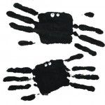 Hand print spider - we've done these!