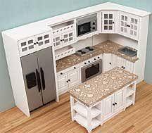 Image result for casas minimalistas de muñecas