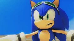 All right, who thinks angry Sonic is the cutest thing ever?