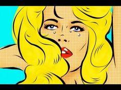 Pedido #9: Efecto Pop Art de Roy Lichtenstein - YouTube