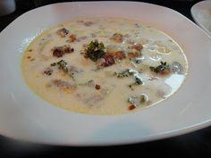 Olive Garden:  Zuppa Toscana Soup