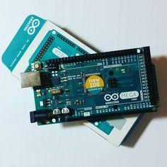My new toy #arduino #arduinomega #robot #robotics by yossidu