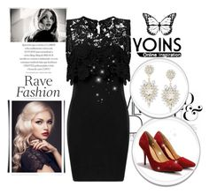 """""""Yoins 14"""" by fashion-addict35 ❤ liked on Polyvore featuring women's clothing, women, female, woman, misses and juniors"""